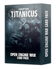 Games Workshop - GAW PRESALE - Adeptus Titanicus - Card Pack - Open Engine War - 10/31/2020