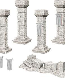 WizKids - WZK Wizkids: Deep Cuts - Pillars & Banners