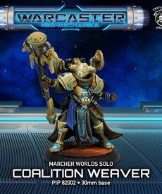 Privateer Press - PIP Marcher Worlds - Coalition Weaver - Solo