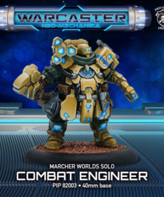 Privateer Press - PIP Marcher Worlds - Combat Engineer - Solo