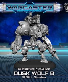 Privateer Press - PIP Marcher Worlds - Dusk Wolf B - Light Warjack VARIANT