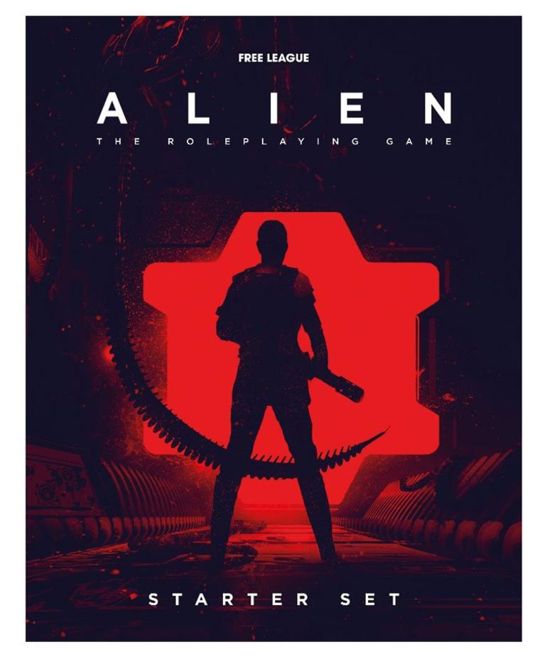 Free League Publishing - MUH Alien RPG: Starter Set