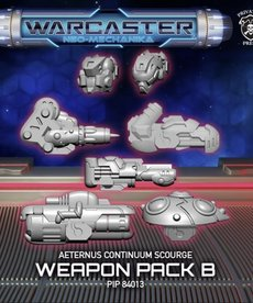 Privateer Press - PIP Scourge B Weapon Pack