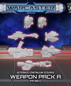 Privateer Press - PIP Scourge A Weapon Pack