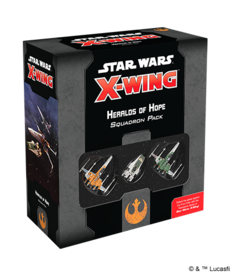 Fantasy Flight Games - FFG Star Wars: X-Wing 2E - Heralds of Hope