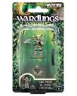 WizKids - WZK Wizkids: Wardlings - Girl Druid & Stone Creature