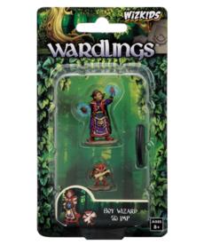 WizKids - WZK Wardlings - Boy Wizard & Imp
