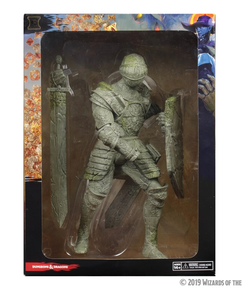 WizKids - WZK D&D: Icons of the Realms - Walking Statue of Waterdeep - The Honorable Knight