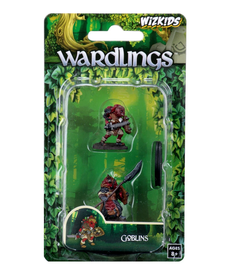 WizKids - WZK Wardlings - Goblin (Male) & Goblin (Female)