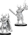 WizKids - WZK Pathfinder Battles: Deep Cuts - Half-Orc Druid