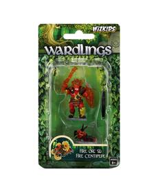 WizKids - WZK Wardlings - Fire Orc & Fire Centipede