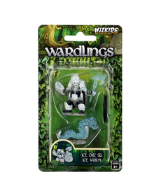 WizKids - WZK Wardlings - Ice Orc & Ice Worm