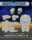 Privateer Press - PIP Warcaster: Neo-Mechanika - Iron Star Alliance - Firebrand A - Weapon Pack