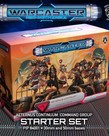 Privateer Press - PIP Warcaster: Neo-Mechanika - Aeternus Continuum - Command Group - Starter Set