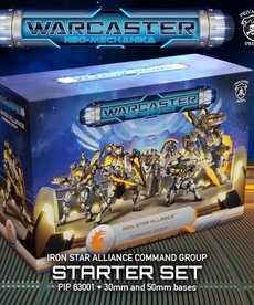 Privateer Press - PIP Iron Star Alliance - Command Group - Starter Set