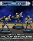 Privateer Press - PIP Warcaster: Neo-Mechanika - Iron Star Alliance - Paladin Enforcers - Squad