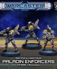 Privateer Press - PIP Paladin Enforcers