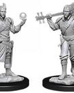 WizKids - WZK D&D: Nolzur's Marvelous Unpainted Miniatures - Male Half-Elf Bard