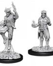 WizKids - WZK D&D: Nolzur's Marvelous Unpainted Miniatures - Male Tiefling Sorcerer