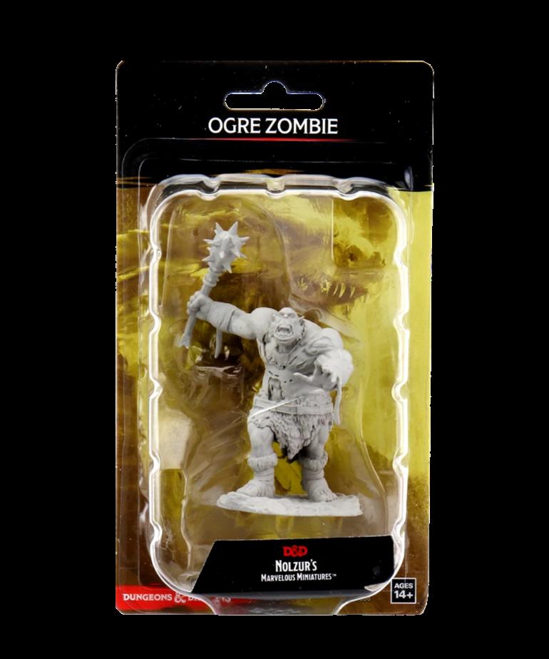 WizKids - WZK D&D: Nolzur's Marvelous Unpainted Miniatures - Ogre Zombie