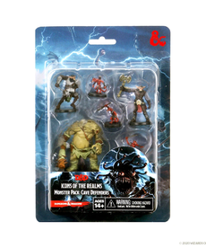 WizKids - WZK D&D: Monster Pack - Cave Defenders