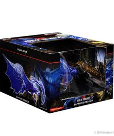 WizKids - WZK D&D:  Adult Sapphire Dragon