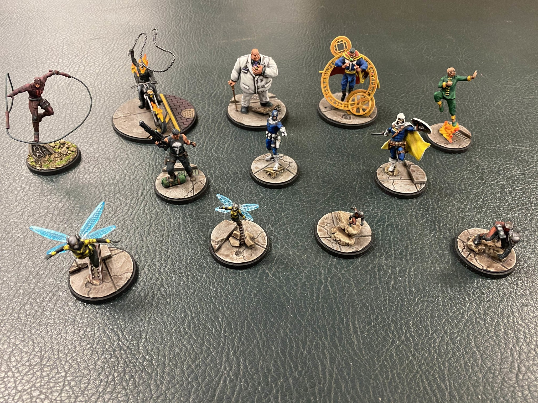 Jay's Marvel: Crisis Protocol paint jobs and X-Men!