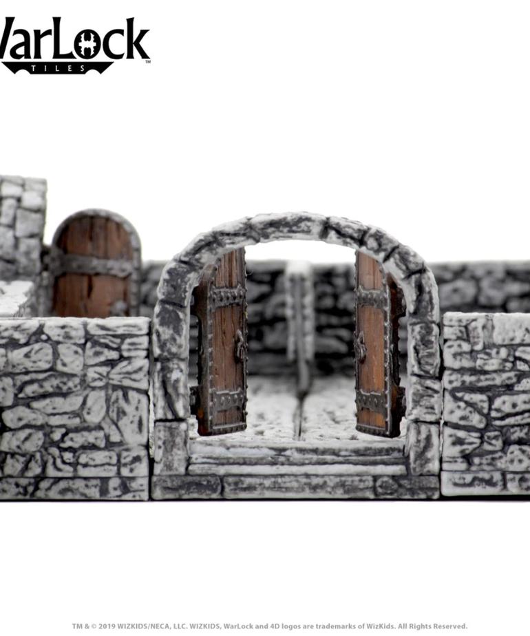 WizKids - WZK Wizkids: WarLock Tiles: Dungeon 1