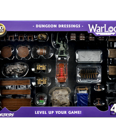 WizKids - WZK WarLock Tiles - Dungeon Dressings
