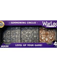 WizKids - WZK Wizkids: WarLock Tiles - Summoning Circles