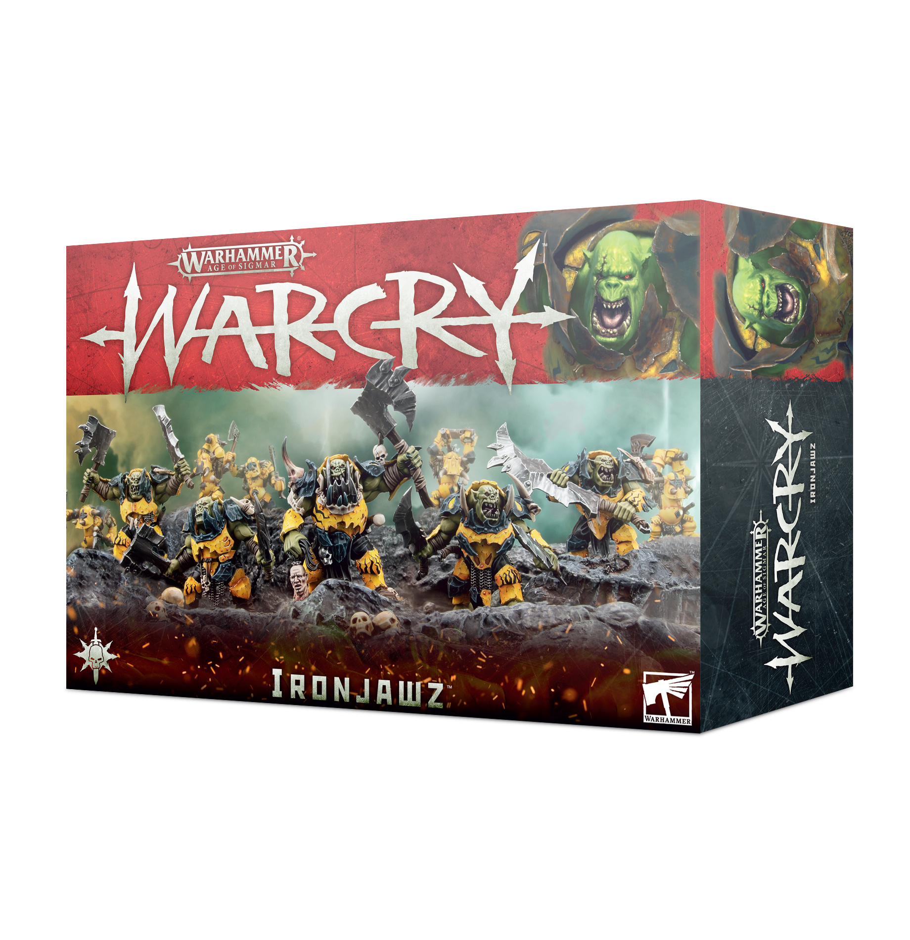 Games Workshop new releases ready to ship!