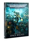 Games Workshop - GAW Warhammer 40K - Codex - Space Wolves