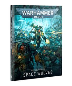 Games Workshop - GAW Codex - Space Wolves