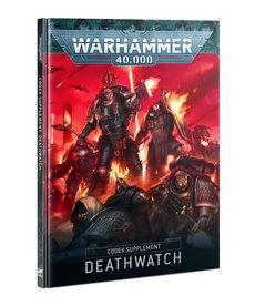 Games Workshop - GAW Codex Supplement - Deathwatch