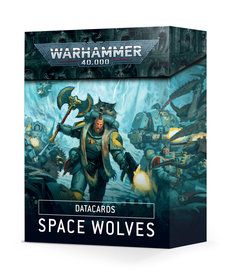 Games Workshop - GAW Datacards: Space Wolves