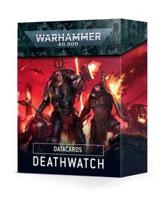 Games Workshop - GAW Datacards: Deathwatch