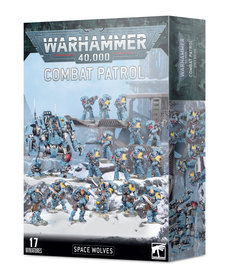 Games Workshop - GAW Combat Patrol: Space Wolves