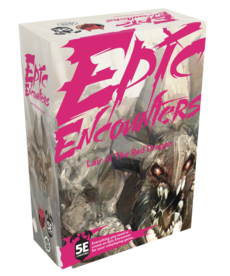 Steamforged Games LTD - STE Epic Encounters - Lair of the Red Dragon