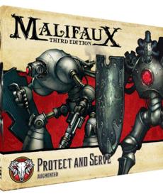 Wyrd Miniatures - WYR Malifaux 3E - Guild - Protect & Serve