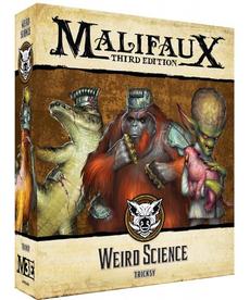 Wyrd Miniatures - WYR Malifaux 3E - Bayou - Weird Science