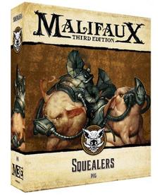 Wyrd Miniatures - WYR Malifaux 3E - Bayou - Squealers