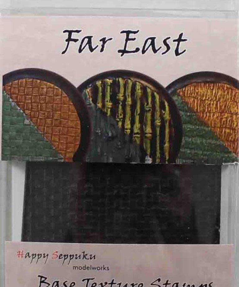 Far East Basing Theme Stamp