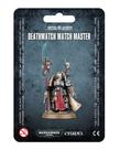 Games Workshop - GAW Warhammer 40k - Deathwatch - Watch Master