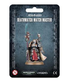Games Workshop - GAW Deathwatch - Watch Master