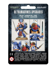 Games Workshop - GAW Ultramarines - Upgrade Pack