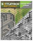 Catalyst Game Labs - CYT Battletech - Battle Mat - Grasslands Lunar