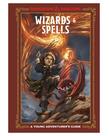 Penguin Random House - RAN D&D: A Young Adventurer's Guide - Wizards & Spells
