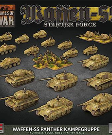 "Gale Force Nine - GF9 German LW ""SS Panther Kamgruppe"" Army Deal"