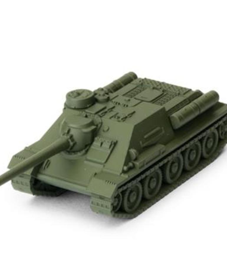 Gale Force Nine - GF9 World of Tanks - Soviet (SU-100) - Expansion