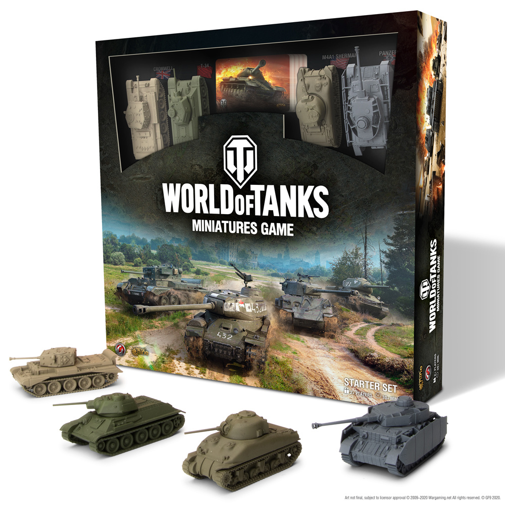 World of Tanks is now available!